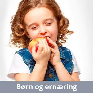 børn og sund kost